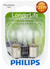Turn Signal Light Bulb-LongerLife-Twin Blister Pack Rear/Front PHILIPS P21WLLB2