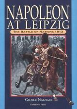 Napoleon at Leipzig: The Battle of Nations, Nafziger, George, Good Book