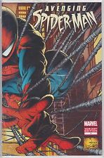 AVENGING SPIDER-MAN #1 QUESADA VARIANT POLY-BAGGED Unopened Unread