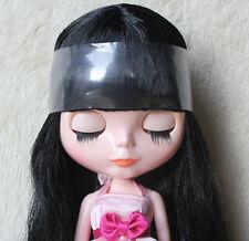 """Takara 12/"""" Neo Blythe Doll Factory Nude Doll Long black bang hair SD151"""