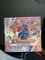 2020 Topps MLB Bowman Baseball Trading Card MEGA BOX IN HAND & SEALED