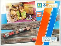 ROCO LINE Spur H0 42010 Gleis-Set B, 13 Gleise, OVP, lesen!