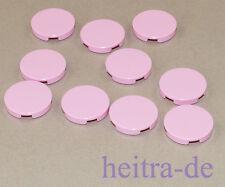 LEGO - 10 x circa piastrella 2x2 Marrone Rosa/Bright Pink/4150 merce nuova (e2)