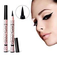 Waterproof Black Comestic Make Up Beauty Eyeliner Liquid Eye Liner Pencil Pen MT