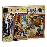 Harry Potter Licensed Jigsaw Puzzle Hogwarts 1000 Pieces From Winning Moves