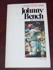 Johnny Bench / Reggie Jackson a Tempo double book 1974 by Bill Gutman