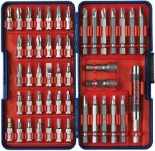 Bosch 47 Piece Screwdriver Bit Set w/Case Brand New