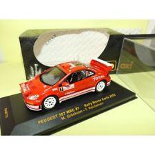 PEUGEOT 307 WRC RALLYE MONTE CARLO 2005 GRONHOLM IXO RAM170 1:43 5ème