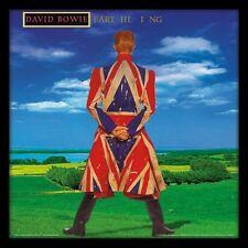David Bowie - Earthling - Framed Album Cover Print ACPPR48155