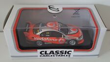 1:64 Classic Carlectables Craig Lowndes 2008 Vodafone Racing BF Falcon #888