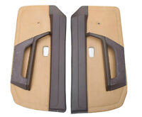 1979 Porsche 924 944 Door Panels OEM Panel Drivers Passenger Side Trim Pocket