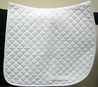 Lettia Cotton Quilted Dressage Baby Saddle Pad