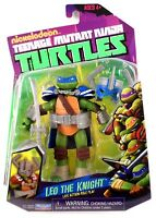 Teenage Mutant Ninja Turtles Leo the Knight Action Figure NIB TMNT Playmates Toy