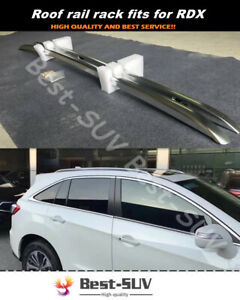 Fits for Honda Acura RDX 2012-2018 roof rail rack roof rack luggage bar