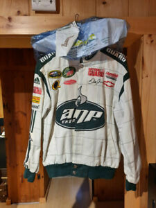 Dale Earnhardt Junior Driver Jacket Size Large, Worn twice only