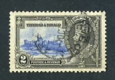 2 Stamps Used British Colony & Territory Stamps