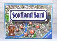 Scotland Yard ohne Sichtschutz • Ravensburger • Brettspiel • Komplett • SdJ 1983