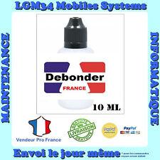 DEBONDER DISSOLVANT LOCA REMOVER COLLE UV ECRAN LCD TACTILE