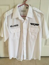 Customized Top Gun 'Hollywood' Button Up Graduation Shirt