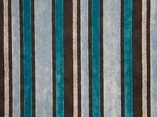 """60"""" Wide Marriott Tio Striped Velvet upholstery Drapery Sofa Pillow Fabric"""