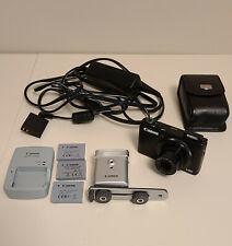 Canon PowerShot S120 12.1MP 1080p 60fps Full HD Digital Camera HF-DC2 Flash WiFi