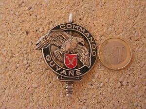 insigne brevet commando  guyane     par  drago