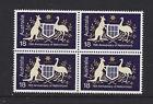 Australia 1976 Nationhood Blocks of 4 Stamps