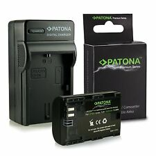 Batteria + carica Canon EOS 7D 70D 60D 60Da 5D Mark III EOS mark II LP-E6 lpe6