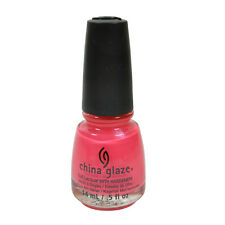 China Glaze Nail Polish LacquerStrike a Rose 81760 0.5floz