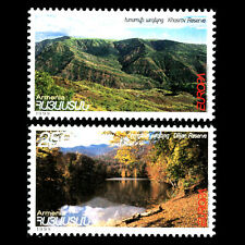 """Armenia 1999 - EUROPA Stamps """"Nature Reserves and Parks"""" - Sc 589/90 MNH"""