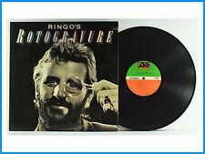 Ringo Starr Ringo's Rotogravure Gatefold Cover Record Atlantic SD 18193