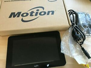 Motion CL910 Rugged Tablet PC with pen and charger