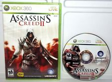 Assassin's Creed II (Microsoft Xbox 360, 2009) Assassin's Creed 2 Video Game