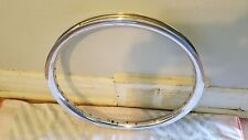 OLD SCHOOL BMX ARAYA AERO RIM POLISHED 20X1.75 36 HOLE VINTAGE RARE HTF