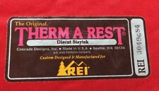 REI Therm-a-Rest Luxury Mat Sleeping Pad