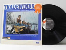 The Tradewinds LP THE FOLKSINGING FAVORITES OF THE NATION'S CAMPUSES ~ VG+ MONO
