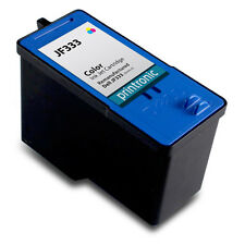 Compatible For Dell JF333 Series 6 Color Ink for Dell 810/725