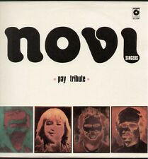 NOVI SINGERS - Pay Tribute - Polish Jazz LP