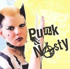 V/A-PUNK & NASTY  CD NEW