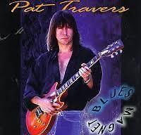 TRAVERS PAT- BLUES MAGNET (1994). CD.