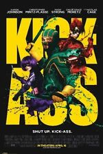 KICK-ASS Movie Poster - Hit Girl Full Size Poster ~ Moretz Mintz-Plasse Johnson