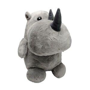 Aurora San Diego Zoo Rhinoceros Rhino Plush Soft Toy Clean 30cm 2017 Tag