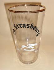 ancien verre a biere la strasbourg n°1