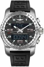 Brand New Breitling Cockpit B50 Men's Watch EB5010B1/M532-155S