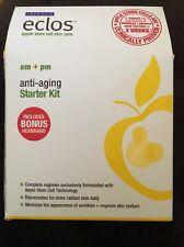 Freeman ECLOS Apple Stem Cell Skin Care AM+PM Anti-Aging Starter Kit