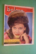 BOLERO 763/1961 ELEONORA ROSSI DRAGO ANNA PROCLEMER GIANNI SANTUCCIO JENNY LUNA