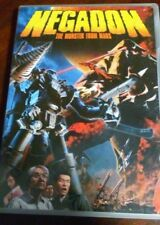 Negadon: The Monster From Mars (DVD, 2006, Anamorphic Widescreen)