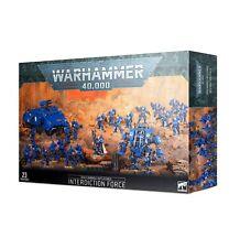 Space Marine Interdiction Battleforce 2020 New - Games Workshop Warhammer 40k