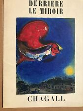 Derriere Le Miroir #27-28 - Chagall