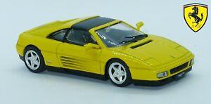 Ferrari 348 ts 1/43 Bang Italie
